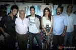 Raghav Juyal, Ramesh Sippy, Varun Dhawan, Rhea Chakraborty, Charu Dutt Acharya and Rohan Sippy durng the special screening of 'Sonali Cable'
