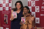 Sushmita Sen during the launch of Dr. Nirmala Shetty's Book 'Beauty At Your Finger Tips!' Pic 1