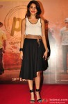 Anushka Sharma during the teaser trailer launch of movie 'PK'