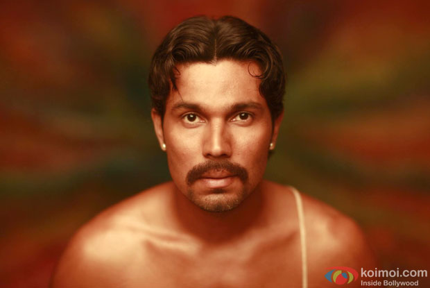 Randeep Hooda in a still from movie 'Rang Rasiya'