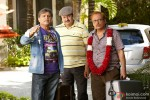 Annu Kapoor, Anupam Kher and Piyush Mishra in The Shaukeens Movie Stills