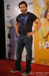 Saif Ali Khan during the trailer launch of movie 'Happy Ending'