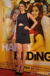 Kalki Koechlin during the trailer launch of movie 'Happy Ending'