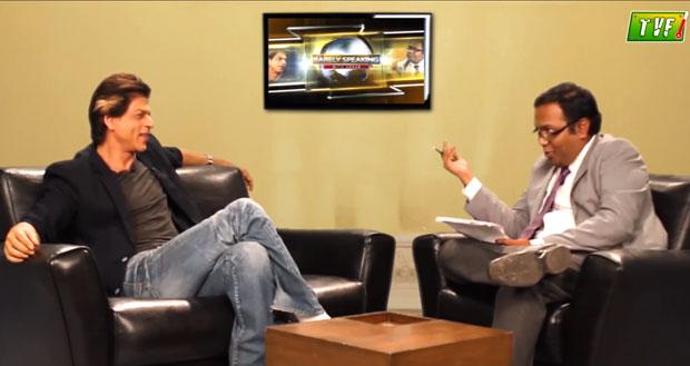 TVF: Barely Speking With Arnub : Shah Rukh Khan