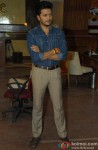Ritiesh Deshmukh during the on set shoot of movie 'Bank Chor' Pic 1