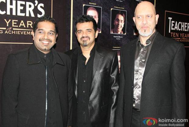 Shankar, Ehsaan & Loy