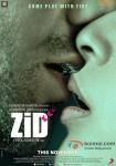 Karanvir Bohra, Barbie Handa and Mannara starrer Zid Movie Poster 2