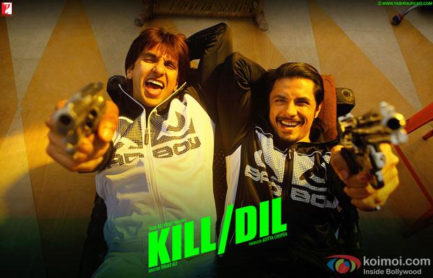 A still from Kill Dil