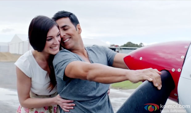 A still from movie 'The Shaukeens'