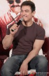 Aamir Khan during the press conference of movie 'PK' Pic 2