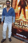 Ajay Devgn during the Action Jackson Song Launch