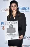 Alia Bhatt Launches Femina's 55th Anniversary Issue Pic 5