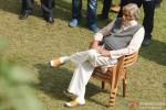 Amitabh Bachchan Spotted During 'Piku' Shoot Pic 2