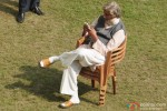 Amitabh Bachchan Spotted During 'Piku' Shoot Pic 3