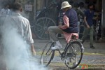 Amitabh Bachchan Spotted In Kolkata Shooting For 'Piku' Pic 6