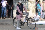 Amitabh Bachchan Spotted In Kolkata Shooting For 'Piku' Pic 7