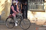 Amitabh Bachchan Spotted In Kolkata Shooting For 'Piku' Pic 8