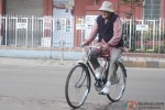 Amitabh Bachchan Spotted In Kolkata Shooting For 'Piku' Pic 9