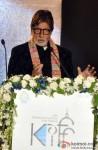 Amitabh Bachchan Attends Kolkata Film Festival