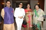 T. Subbarami Reddy, Simi Garewal, Hema Malini and Pamela Chopra during the Announcement of 2nd National Yash Chopra Memorial Award