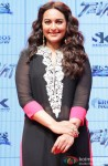 Sonakshi Sinha during the trailer lainch of movie 'Tevar'