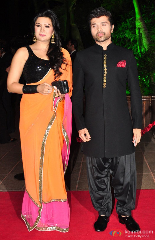 Arpita Khan-Ayush Sharma's Wedding Reception In Mumbai