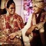 Arpita Khan-Ayush Sharma during the Wedding Pic 1