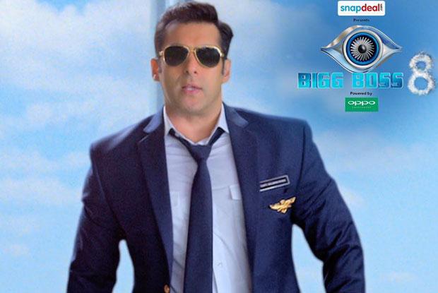 Salman Khan in a still from 'Bigg Boss Season 8'
