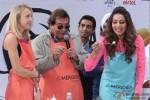 Vinod Khanna and Bipasha Basu At Delhi Half Marathon's Carbo Loading Session Pic 1