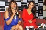 Bipasha Basu and Malaika Arora Khan during 'The Trunk Label' Press Meet Pic 3