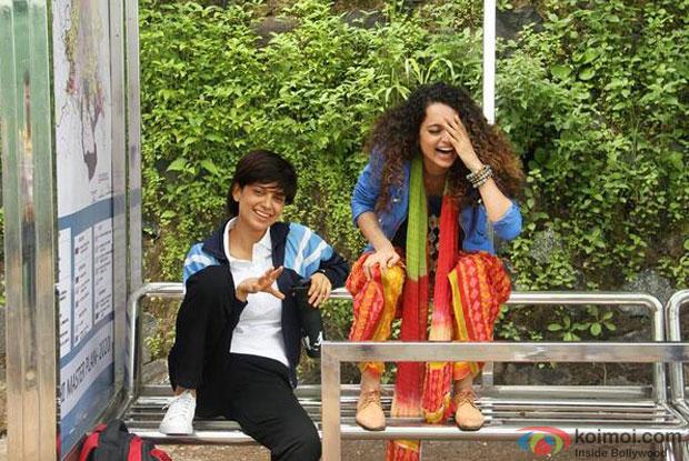 Kangana Ranaut's Double Avatar In 'Tanu Weds Manu Returns'