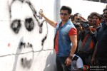 Ali Zafar during the promotion of movie 'Kill Dil'
