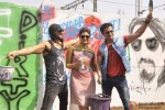 Ranveer Singh, Parineeti Chopra and Ali Zafar during the promotion of movie 'Kill Dil' Pic 4