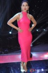 Gauahar Khan On The Sets Of 'India's Raw Star'