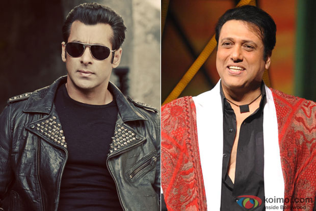 Salman Khan and Govinda