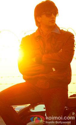 Ranveer Singh in a still from movie 'Kill Dil'