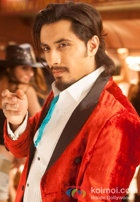 Ali Zafar in a still from movie 'Kill Dil'
