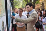 Imran Khan Inaugurates The IMC's Portland's Exhibition Pic 5