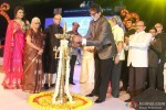 Rajinikanth and Amitabh Bachchan during the Inauguration Ceremony Of IFFI 2014 Pic 4