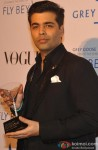 Karan Johar At Grey Goose India's Fly Beyond Awards