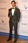Hrithik Roshan At Grey Goose India's Fly Beyond Awards