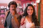 Rajinikanth and Anushka Shetty in Lingaa Movie Stills Pic 1