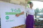 Neha Dhupia during the PETA V-Card Launch Pic 3