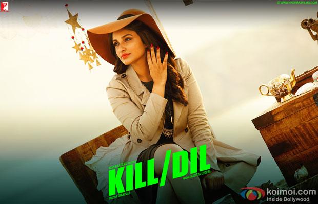 Parineeti Chopra in a still from movie 'Kill Dil'