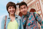 Anushka Sharma and Aamir Khan in PK Movie Stills PIc 1