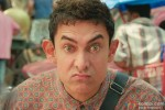 Aamir Khan in PK Movie Stills PIc 6