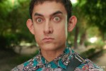 Aamir Khan in PK Movie Stills PIc 2