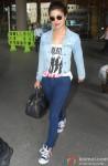 Priyanka Chopra Spotted At Mumbai Airport Pic 1