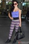 Elli Avram Spotted At Mumbai Airport Pic 2