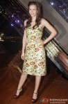 Kalki Koechlin during the promotion of movie 'Happy Ending' on the sets of 'India's Raw Star'